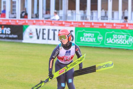 Katharina Althaus - WSGP Klingenthal 2021