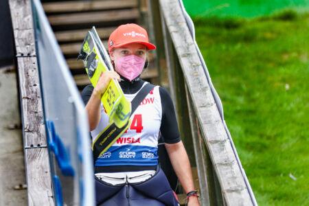 Katharina Althaus - WSGP Wisła 2021