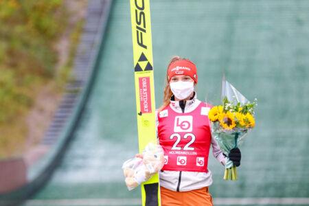 Katharina Althaus - WsCoC Oslo 2021