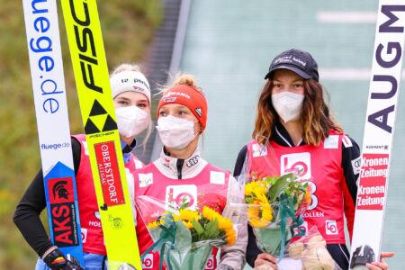 Katharina Althaus, Pauline Hessler, Hannah Wiegele - WsCoC Oslo 2021