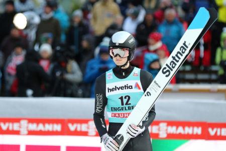 Kevin Bickner - WC Engelberg 2019 - WC Engelberg 2019