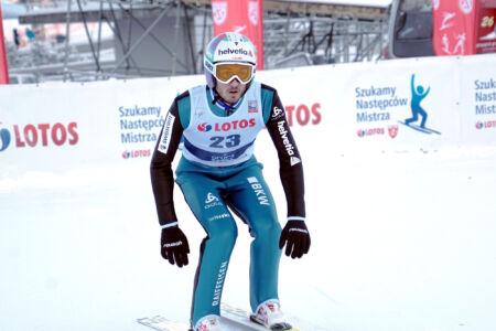 Killian Peier - FIS Cup Zakopane 2017