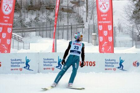 Killian Peier - FIS Cup Zakopane 2017 (2)