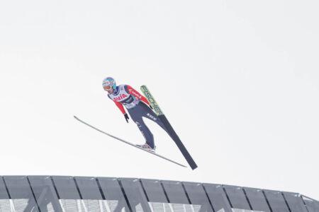 Killian Peier - WC Oslo 2018