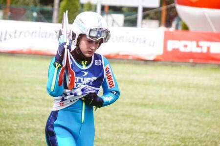 Kinga Rajda - FIS Cup Szczyrk 2016