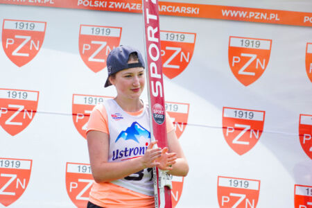 Kinga Rajda - FIS Cup Szczyrk 2018