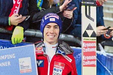 Stefan Kraft - WC Klingenthal 2019