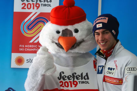 Stefan Kraft - WC Oberstdorf 2019