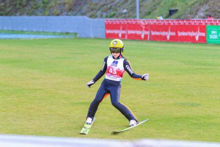 Kristina Prokopieva - WSGP Klingenthal 2021