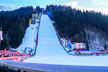 Kulm Skiflugschanze - WC Tauplitz Bad Mitterndorf 2018