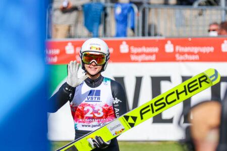 Lara Malsiner - WSGP Klingenthal 2021