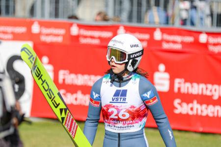 Lisa Eder - WSGP Klingenthal 2021