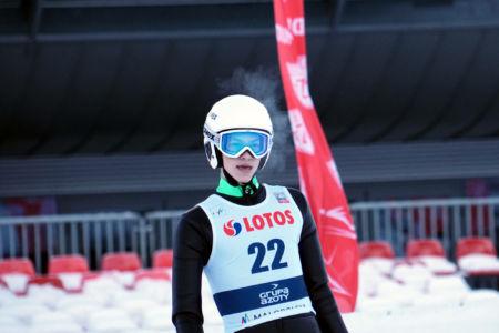 Maksim Sergeev - FIS Cup Zakopane 2017
