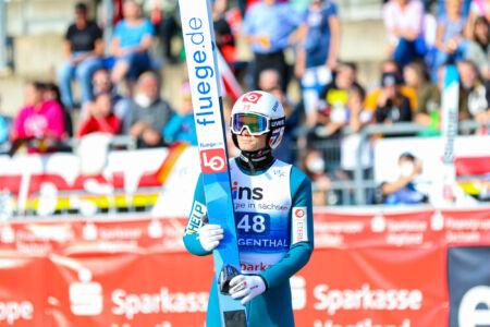 Marius Lindvik - SGP Klingenthal 2021