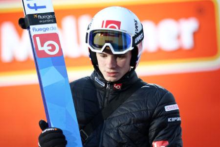 Marius Lindvik - WC Engelberg 2019