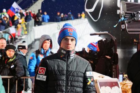 Marius Lindvik - WC Lillehammer 2019