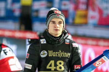 Marius Lindvik - WC Willingen 2020