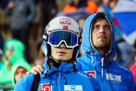 Marius Lindvik - SGP Klingenthal 2019
