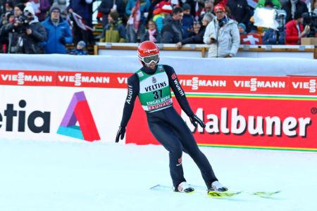 Markus Eisenbichler - WC Engelberg 2019