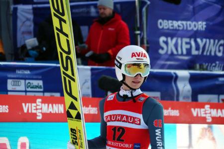 Martin Hamann - WC Oberstdorf 2019