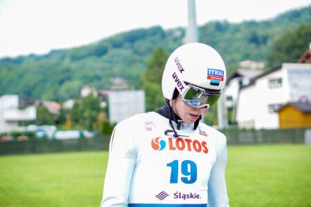 Martti Nõmme - FIS Cup Szczyrk 2018