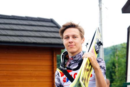Maximilian Lienher - FIS Cup Szczyrk 2019
