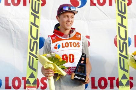 Maximilian Lienher - FIS Cup Szczyrk