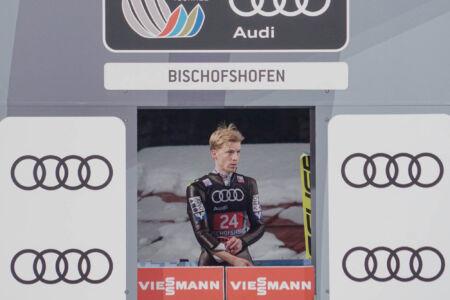 Michael Hayböck - WC Bischofshofen 2018