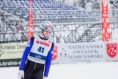Mico Ahonen - FIS Cup Zakopane 2019