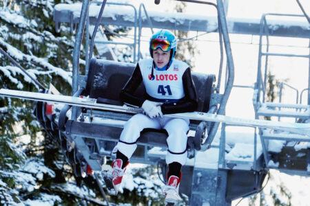 Mihnea Alexandru Spulber - FIS Cup Zakopane 2017