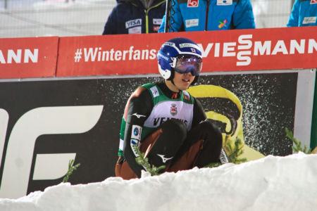 Naoki Nakamura - WC Lahti 2019