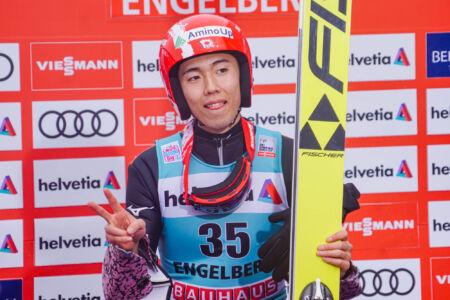 Naoki Nakamura - WC Engelberg 2018