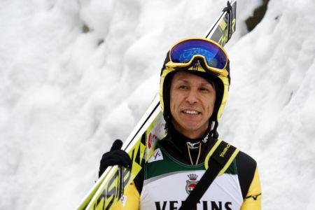 Noriaki Kasai - WC Oberstdorf 2019