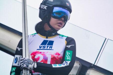 Nozomi Maruyama - WSGP Klingenthal 2018
