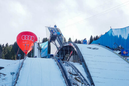 Olympiaschanze - WC Garmisch-Partenkirchen 2018