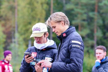 Oscar P Westerheim, Sander Vossan Eriksen - sCoC Oslo 2021
