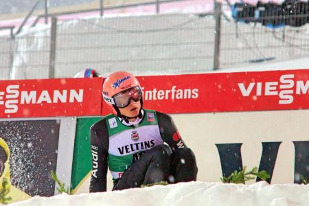 PŚ Lahti 2019 - Karl Geiger