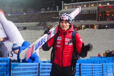 PŚ Lahti 2019 - Dawid Kubacki