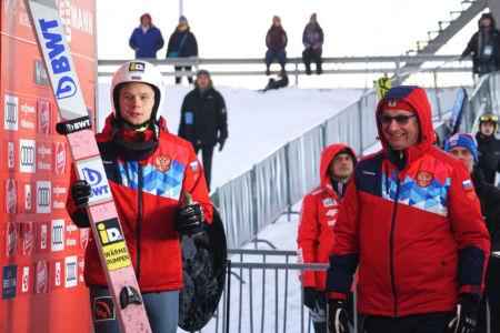 PŚ Lillehammer 2019 - Mikhail Nazarov