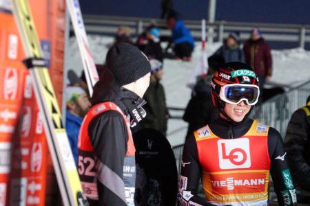 PŚ Lillehammer 2019 - Bracia Kobayashi