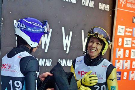 PŚ Lillehammer 2019 - Noriaki Kasai