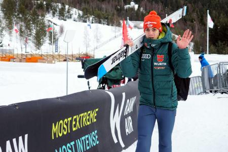 PŚ Lillehammer 2019 - Constantin Schmid