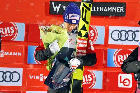 PŚ Lillehammer 2019 - Stefan Kraft