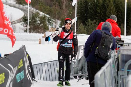 PŚ Lillehammer 2019 - Simon Ammann