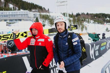 PŚ Lillehammer 2019 - Killian Peier