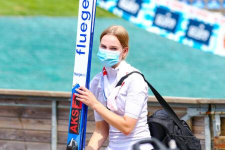 Pauline Hessler - WSGP Wisła 2021