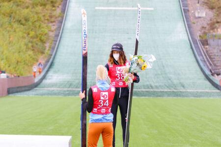 Pauline Hessler, Hannah Wiegele - WsCoC Oslo 2021