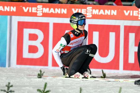 Peter Prevc - WC Klingenthal 2019