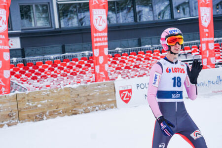 Petr Vaverka - FIS Cup Zakopane 2019