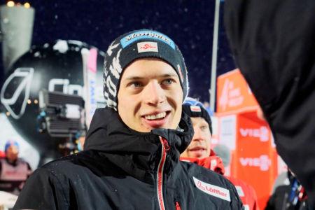 Philipp Aschenwald - WC Lillehammer 2019
